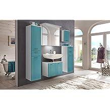 Badmöbel blau  Suchergebnis auf Amazon.de für: spiegelschrank bad blau