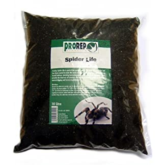 ProRep Spider Life Substrate, 10 Litre ProRep Spider Life Substrate, 10 Litre 51aq7rNHZGL
