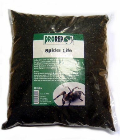 ProRep Spider Life Substrate, 10 Litre Test
