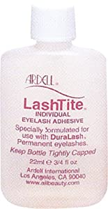 Ardell Lash Adhesive - Tite Clear .75 oz. (Pack of 2)