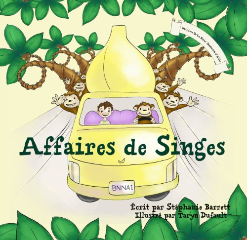 En ligne téléchargement Affaires de Singes / Monkey Business (French Children's Book Edition) (La série: Sandwich d'Alfie) pdf