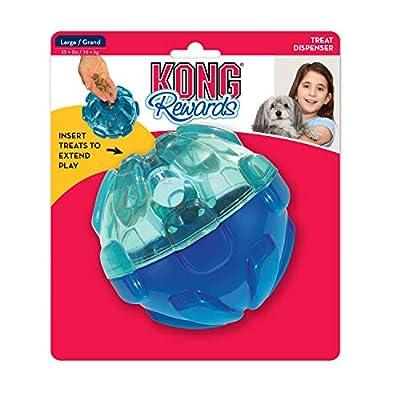 KONG KONG Rewards Ball Large Treat Dispensing Dog Toy
