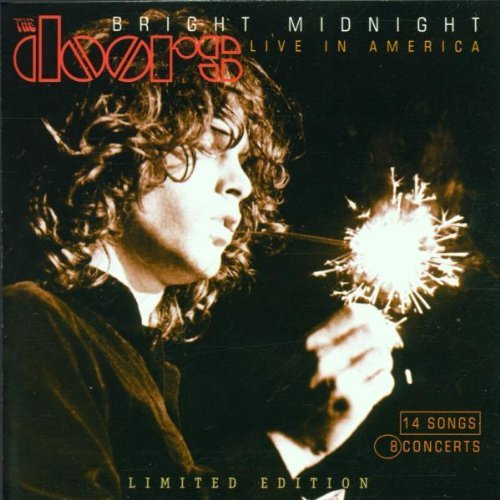 Bright Midnight: Live in America by The Doors (2001-07-27) (America-live-cd)