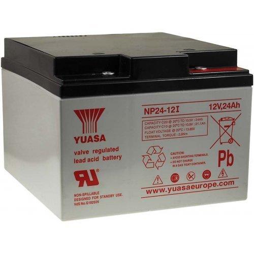 YUASA Batteria ricaricabile al piombo NP24-12I Vds