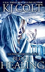 Blood Healing (The Healers of Meligna Book 2) (English Edition)