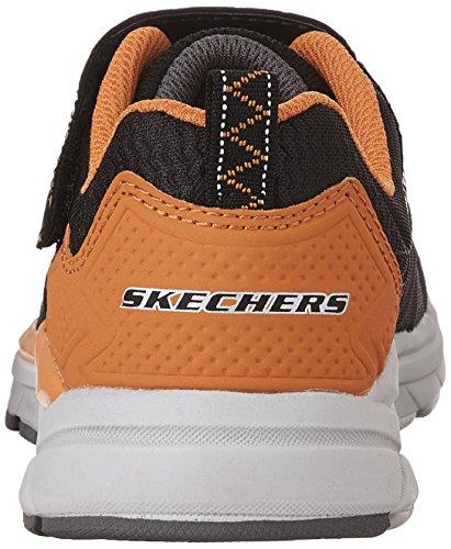 Basket, couleur Gris , marque SKECHERS, modèle Basket SKECHERS 97541L Gris grau