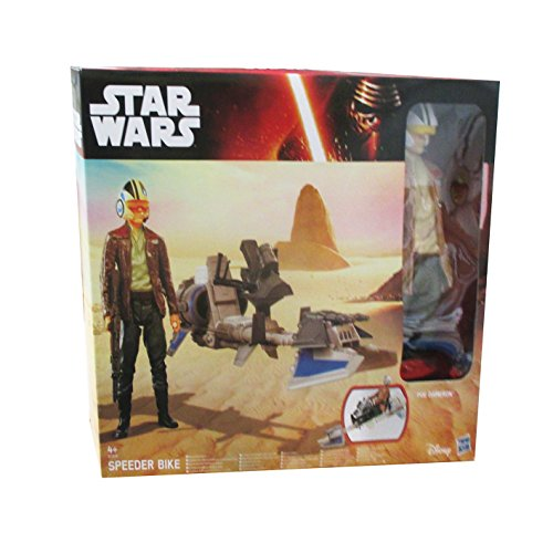 Hasbro PoE Dameron Stars Wars, 0 (B3917)