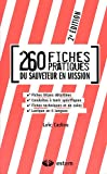 Telecharger Livres 260 fiches pratiques du sauveteur en mission (PDF,EPUB,MOBI) gratuits en Francaise