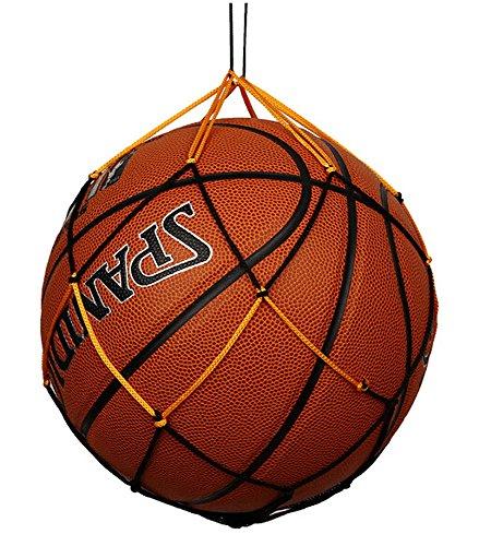 TIREOW Sport Balltasche Mesh Nylon Net Carry Mesh Träger Halter Für Volleyball Basketball Fußball Baseball