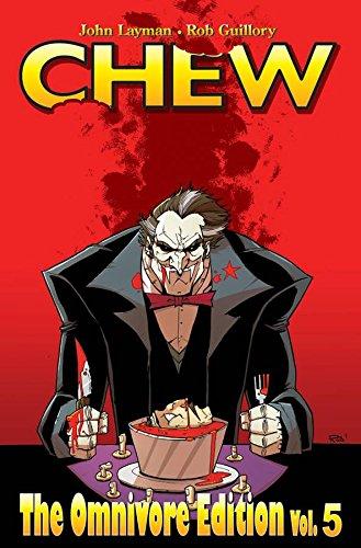 Chew Omnivore Edition Volume 5 (Chew Omnivore Edition Vol 4 Ch)