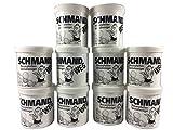 Weedness Schmand Weg Bong Reiniger 10 Dosen je 150 Gramm – Shisha Reiniger Wasserpfeifenreiniger Glasreiniger
