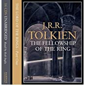 [(The Lord of the Rings: Fellowship of the Ring Pt.1)] [ By (author) J. R. R. Tolkien, Read by Rob Inglis ] [October, 2002]