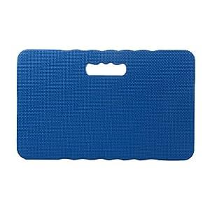 JYCRA – Rodillera gruesa de portátil, multifuncional, de alta densidad, espuma EVA, para jardín, rodilleras, almohadilla profesional para el trabajo, yoga, EVA, azul, 45 x 28 x 4.5 cm