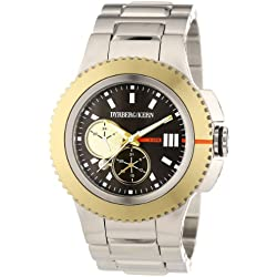 Dyrberg/Kern Men's Quartz Watch CONTINUUM SM 2G4 325129 with Metal Strap