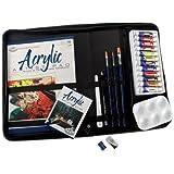Royal & Langnickel RSET-KCXL-ACR - Set de arte con pintura acrílica