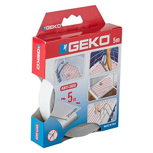 Geko 220/56 - Cinta adhesiva (25 mm x 5 m)