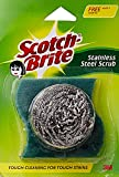 #5: Scotch-Brite® Scrub Pad Small (1pc)  and Steel (1pc) Combo