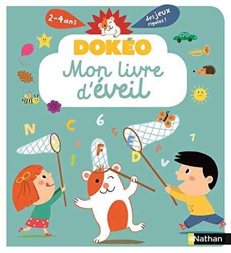 Mon livre d'éveil Dokéo par Cécile Jugla