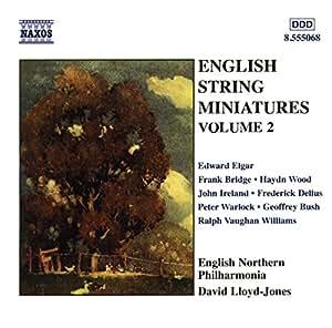 English String Miniatures Vol. 2