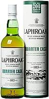 LaphroaigQuarterCaskIslay Single Malt Scotch Whisky (1 x 0.7 l)