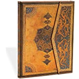 Paperblanks Safavid Binding Art Safavid Midi Notebook with Lined Pages