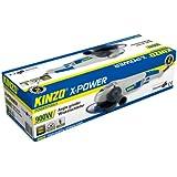 Kinzo 71795 Meuleuse d'angle 125 mm 230 V