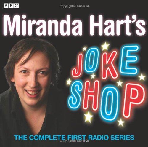 Miranda Hart's Joke Shop (BBC Audio)