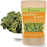 Kale Chips - Sweet Mustard 3 x 35gr