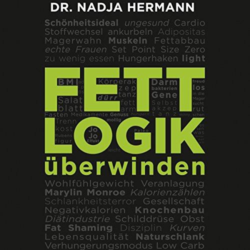 Buchseite und Rezensionen zu 'Fettlogik überwinden' von Nadja Hermann