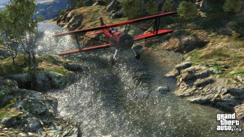 Grand Theft Auto V – [PlayStation 3] - 5