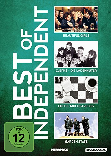 Best of Independent: Beautiful Girls / Clerks - Die Ladenhüter / Garden State / u.a. [4 DVDs]
