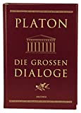 Die großen Dialoge (Cabra-Leder) - Platon
