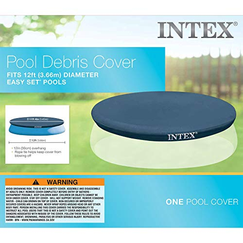 Poolabdeckung – Intex – 28022E - 4