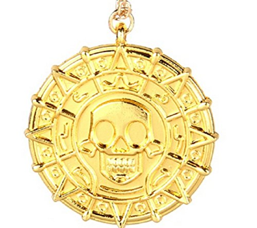 Kapert Geschenkidee Caribbean Goldkette (Karibik-boys)