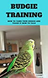 Budgie Taming and Training for Beginners English Edition