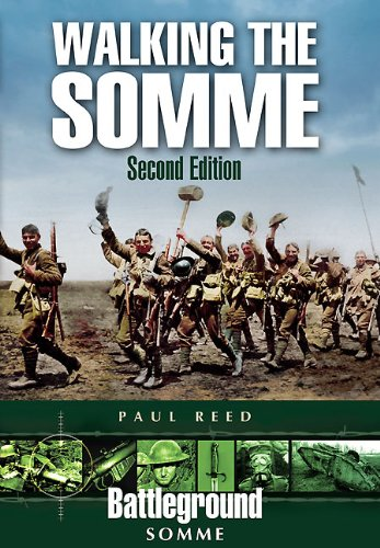 Walking the Somme (Battleground Somme) por Paul Reed