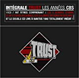 Trust: Coffret: les Annees CBS (Audio CD)