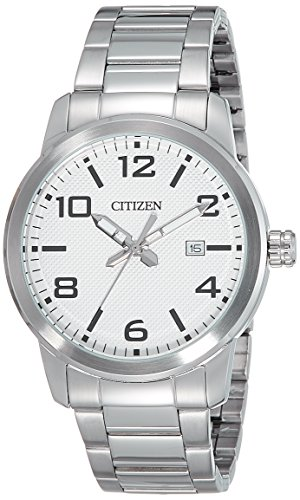 citizen-bi1020-57a-montre-homme-quartz-analogique-cadran-blanc-bracelet-acier-argent