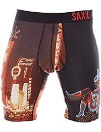 Saxx Boxer-Shorts Fuse Long Hot Vegas