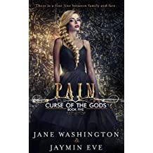 Pain (Curse of the Gods Book 6) (English Edition)
