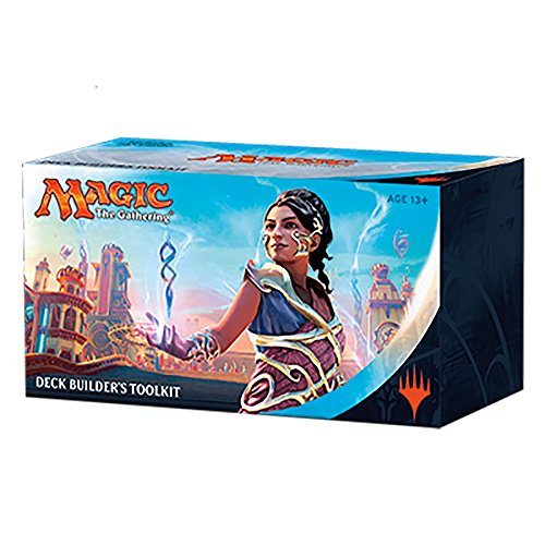 Magic: The Gathering mtg-kld-dbt-en kaladesh - conjunto de herramientas constructoras