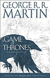 A Game of Thrones: The Graphic Novel: Volume Three by George R. R. Martin (2014-03-11)