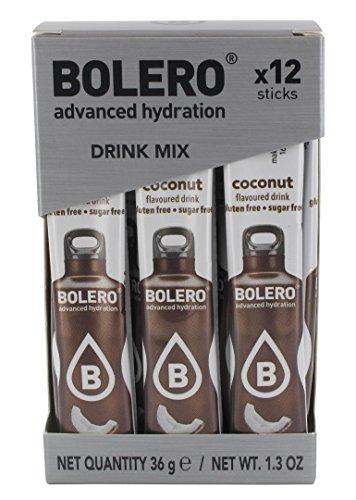 Kokos-saft (Bolero Sticks - Coconut (12 Sticks))