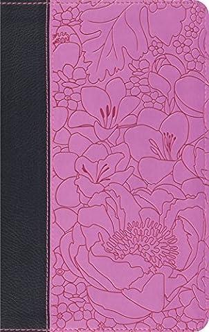 ESV Thinline TruTone Ebony Berry Bouquet (Esv Bibles) by Crossway Books USA (2012-05-31)
