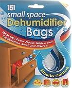 Piccole borse deumidificatore spaziali (confezione da 3)