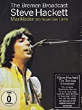Steve Hackett - The Bremen Broadcast, Musikladen [Director's Cut] [Alemania] [DVD]