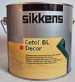 Sikkens Cetol BL Decor, Wasserbasis, für Innen, esche 996 / 1 Liter