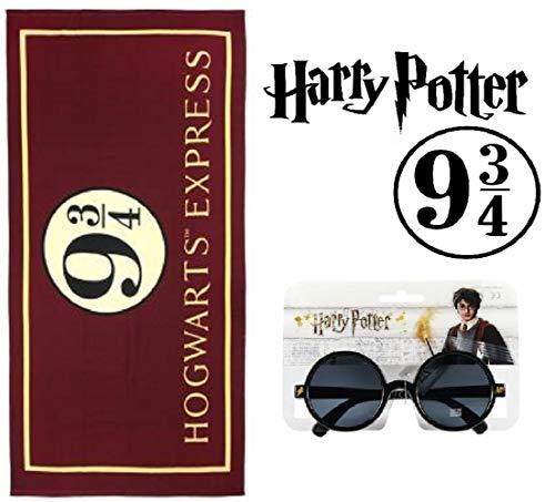 gryffindor Strandtuch Harry Potter Handtuch - Harry Potter Sonnenbrillen