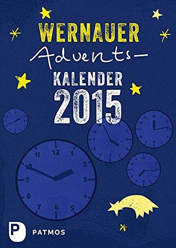Wernauer Adventskalender 2015 (2015 Kalender Für Erwachsene)
