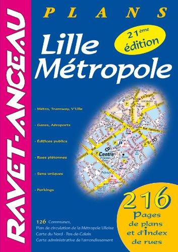 Guide Lille métropole 21ème édition
